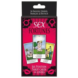 sex fortunes sex position tarot cards for lovers
