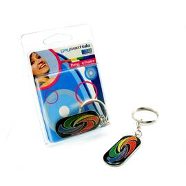 enamel key chain...